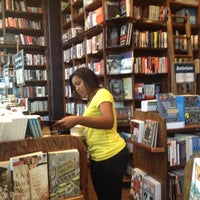 Photo taken at Busboys and Poets by Grace H. on 9/8/2012