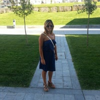 Photo taken at Zona Pedonal Gaia by Adriana A. on 8/31/2012