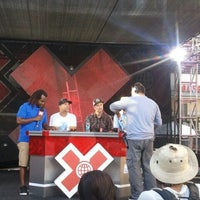 Photo taken at X Games Los Angeles 2012 by Rafael V. on 7/2/2012