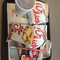Photo taken at Chick-fil-A by Don F. on 5/28/2012