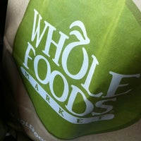 Photo taken at Whole Foods Market by Steve H. on 8/28/2012