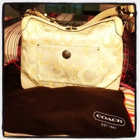 Photo taken at Coach by Mångo S. on 4/15/2012