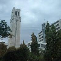 Photo taken at Assumption University by Yongsin T. on 6/20/2012