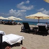 Photo taken at Omphoy Ocean Resort by Denise Q. on 5/26/2012
