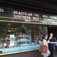 Photo taken at Landmark's Sunshine Cinema by Manuel B. on 7/12/2012