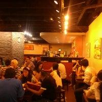Photo taken at Saint's Alp Teahouse by Holden K. on 8/9/2012