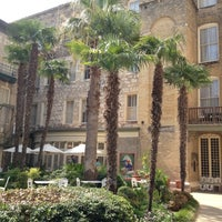 Photo taken at The Menger Hotel by mike c. on 8/11/2012