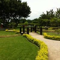 Photo taken at jardin brenna by Geovanna T. on 6/23/2012