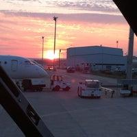 Photo taken at Palma de Mallorca Airport (PMI) by David F. on 5/29/2012