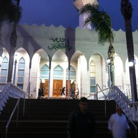Photo taken at Lakemba Mosque by Allif on 8/10/2012