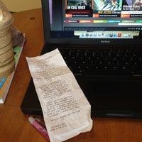 Photo taken at Starbucks by Melissa on 4/19/2012