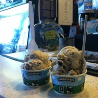 Photo taken at Ben & Jerry's by belindelag on 9/1/2012
