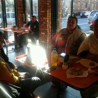 Photo taken at La Strada Pizzeria & Restaurant by Erika R. on 3/19/2012