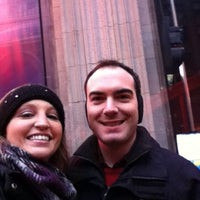 Photo taken at Windy City LIVE @ WLS ABC7 Studios by Paula C. on 2/14/2012