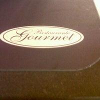 Photo taken at Restaurante Gourmet by Michele R. on 6/20/2012