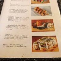 Photo taken at Sato Japanese Restaurant by Nichole B. on 3/11/2012