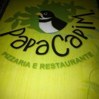 Photo taken at Restaurante Papa Capim by Renata P. on 6/25/2012