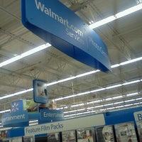 Photo taken at Walmart Supercenter by Ashley B. on 2/10/2012