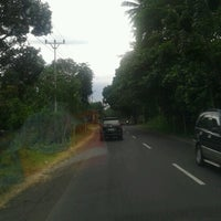 Photo taken at Jalan Worang Bypass by Reiny R. on 8/19/2012