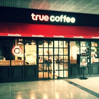 Photo taken at TrueCoffee by The End of The World on 1/29/2012
