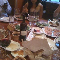 Photo taken at Otto Enoteca Pizzeria by Liz P. on 8/18/2011