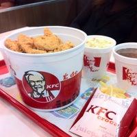 Photo taken at KFC by Alexandre d. on 10/2/2011
