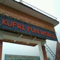 Photo taken at Kufri Fun World & Skii Point by anand r. on 6/23/2012