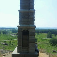 Photo taken at Big Round Top by Paul M. on 6/20/2012