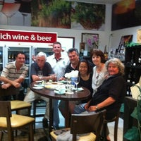 Photo taken at Munich Wine&bar by Kai S. on 6/3/2012