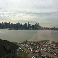 Photo taken at Edgewater, NJ by Nrmlk K. on 4/18/2012