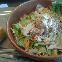 Photo taken at Panera Bread by Janelle T. on 1/14/2012