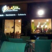 Photo taken at Glasol by Ximena V. on 8/26/2011