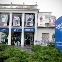 Photo taken at Reebok  (Arocena 1632) by Reebok Uruguay on 1/25/2012
