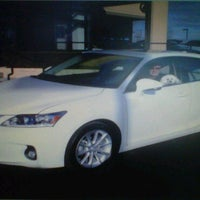 Photo taken at Meade Lexus of Lakeside by MeadeLexus on 3/14/2011