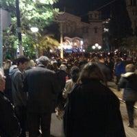 Photo taken at Κοίμηση Θεοτόκου - Παναγίτσα by Elpidoforos P. on 4/14/2012