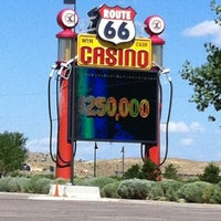 Photo taken at Route 66 Casino Hotel by Mayella V. on 7/29/2012