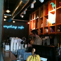 Photo taken at Everything Cafe by Deborah S. on 3/25/2012
