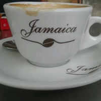 Photo taken at Jamaica Coffee Shop by Anna S. on 5/28/2012