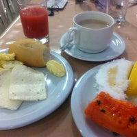 Photo taken at Ritz Praia Hotel Maceio by Dalva L. on 3/8/2012