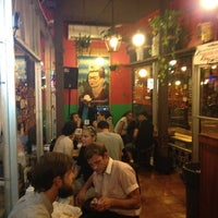 Photo taken at Pinche Taqueria by Magnus v. on 8/17/2012