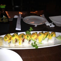 Photo taken at Rise Sushi Lounge by Breck B. on 5/5/2012