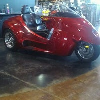 Photo taken at Seminole Harley-Davidson by Dustin G. on 1/7/2012