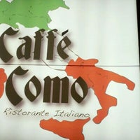 Photo taken at Caffe Como by Anni Y. on 10/22/2011