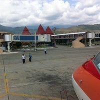 Photo taken at Sentani International Airport (DJJ) by Tulus on 11/15/2011