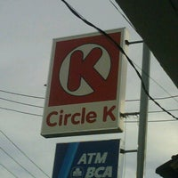 Photo taken at Circle K by Halilintar S. on 12/19/2011