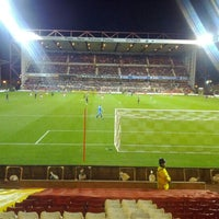 Photo taken at The City Ground by James N. on 10/18/2011