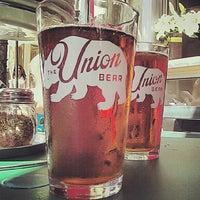 Photo taken at Union Bear by [jojopang.com] J. on 5/20/2012