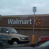 Photo taken at Walmart Supercenter by Deb W. on 3/12/2012