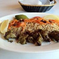 Photo taken at Kabul House by Sarah B. on 1/5/2012