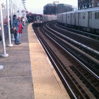 Photo taken at MTA Subway - 174th St (2/5) by Richard M. on 10/24/2011